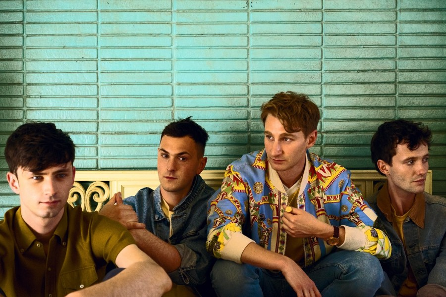 """Glass Animals will play SlossFest where the band is expected to perform songs from its forthcoming album """"How to Be a Human Being."""" (photo by Neil Krug)"""