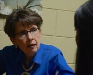 Preventing child abuse and helping children who have been abused is the dual mission that drives Elizabeth Wheatley and the DeKalb County Children's Advocacy Center. (Karim Shamsi-Basha/Alabama NewsCenter)