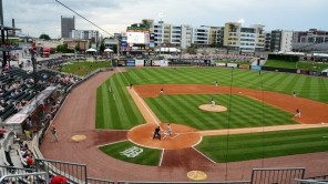 It's a home-state showdown this weekend as the Birmingham Barons face off against the Montgomery Biscuits. (File)