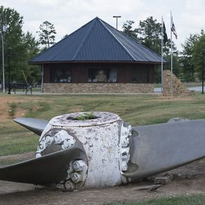 Ola Lee Mize Patriots Park in Gadsden (Bernard Troncale/Alabama NewsCenter)
