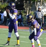 Quarterback David Whipple and running back Marcus Nance are key factors in the Miles Golden Bears' success. (Miles College Football)