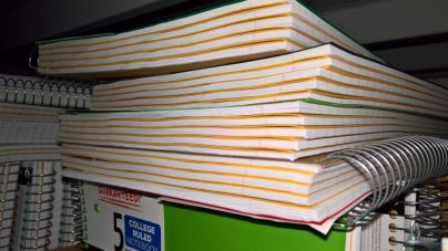 Load up on school supplies tax-free this weekend. (Ike Pigott/Alabama NewsCenter)
