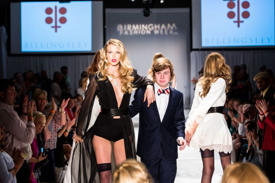 Vestavia Hills teenage talent Bradford Billingsley will participate in Birmingham Fashion Week. (contributed)