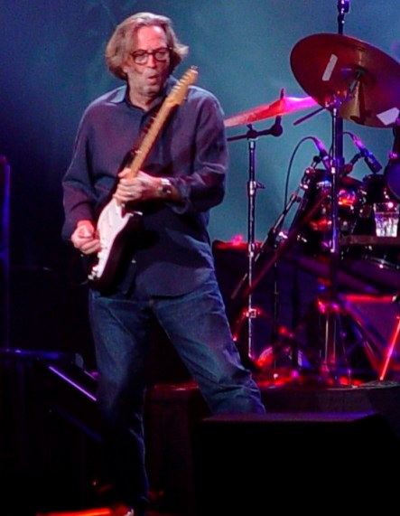 Eric Clapton, 2010 (Contributed)
