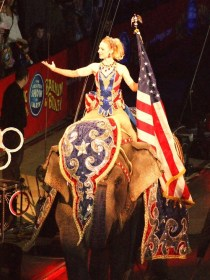 The Ringling Brothers Barnum & Bailey Circus (Contributed)