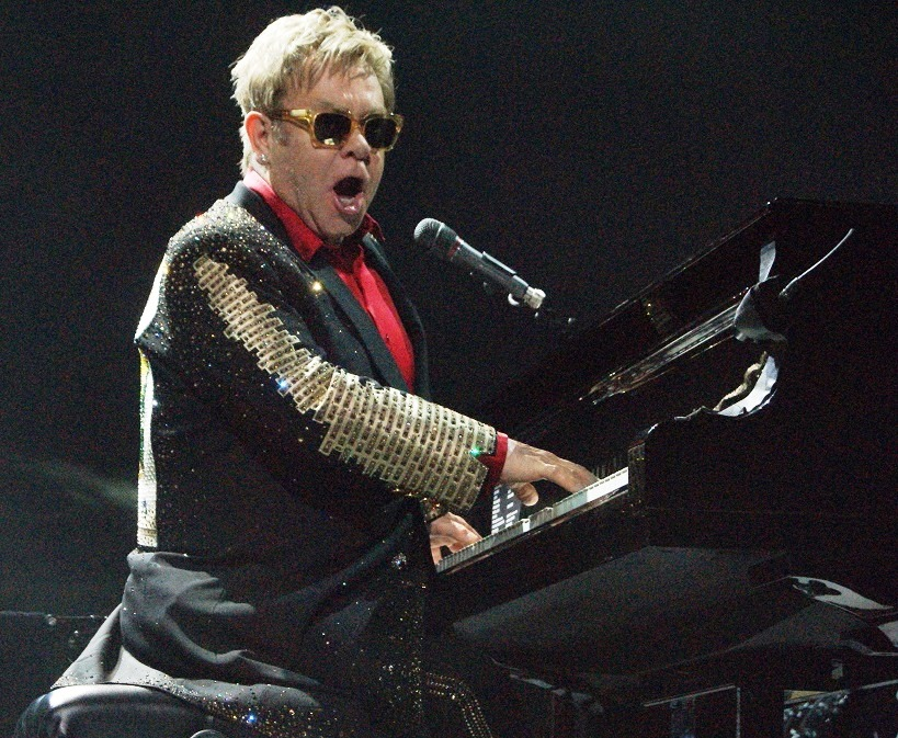 Elton John, 2014 (Contributed)