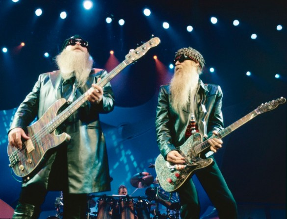ZZ Top, 1999 (Contributed)
