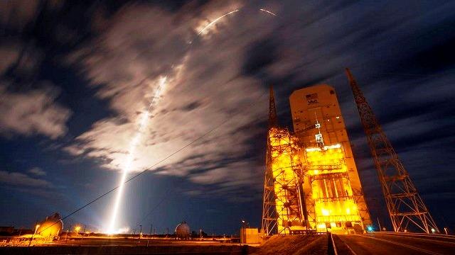 Alabama-made Atlas V rockets to lift NASA to asteroid, Mars