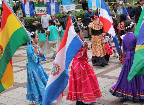 See authentic Latino dances.