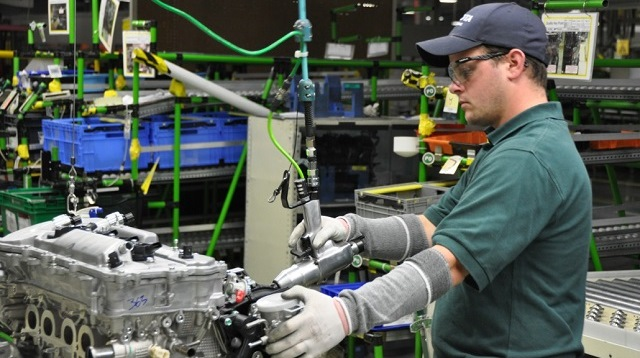 Japanese investment in Alabama fuels many industries