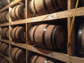 John Emerald Distilling Co. in Opelika released the first legally produced whiskey in Alabama since prohibition in 2015. (Brittany Faush-Johnson / Alabama NewsCenter)