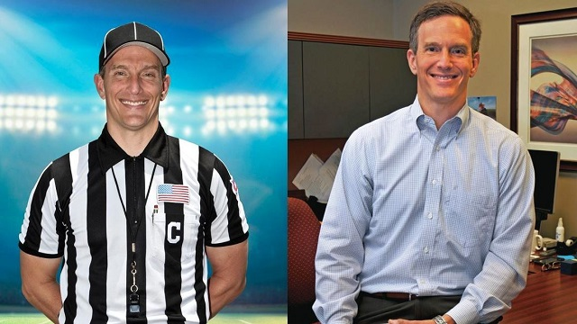 Alabama Power office manager is an SEC football referee on weekends
