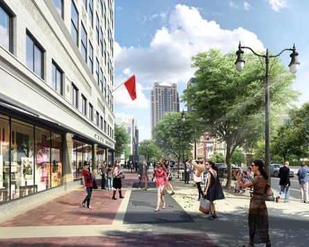 At least two traditional retail shops will be part of the Pizitz when it re-opens. (contributed)
