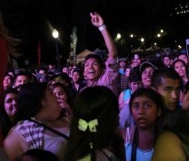 Don't miss out on the fun at your favorite concert. (Teresa Zúñiga Odom/Alabama NewsCenter)