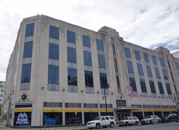 McWane Science Center, Birmingham, AL. (Erin Harney)