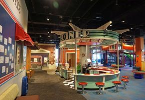 McWane Science Center, Birmingham, AL. (Erin Harney)