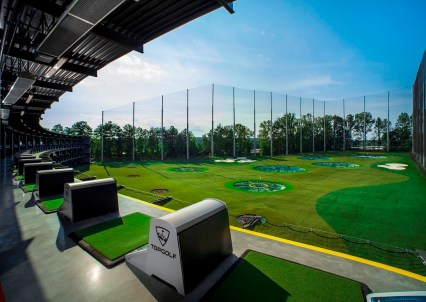 While there are differences between locations, Topgolf Birmingham is expected to be much like Topgolf Midtown in Atlanta. ( Michael Baxter/Baxter Imaging LLC)