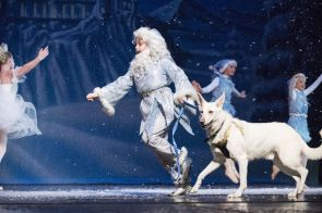 The Birmingham Ballet will perform the Mutt-Cracker at the BJCC. (Alabama NewsCenter/file)
