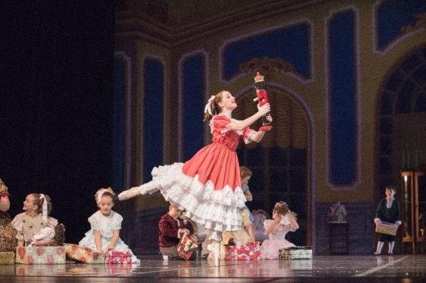 The Birmingham Ballet will perform the Nutcracker at the BJCC. (Alabama NewsCenter/file)