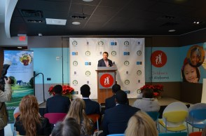 Gene Hallman, CEO of the Bruno Event Team. (Michael Tomberlin / Alabama NewsCenter)