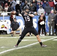 South Carolina quarterback Jake Bentley set records for passing yards and completions in the Birmingham Bowl. (Jenny Dilworth/USC)
