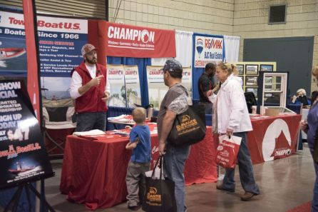 Get a jump-start on the latest in boats at the Birmingham Boat Show Jan. 18-21. (Alabama NewsCenter / file)