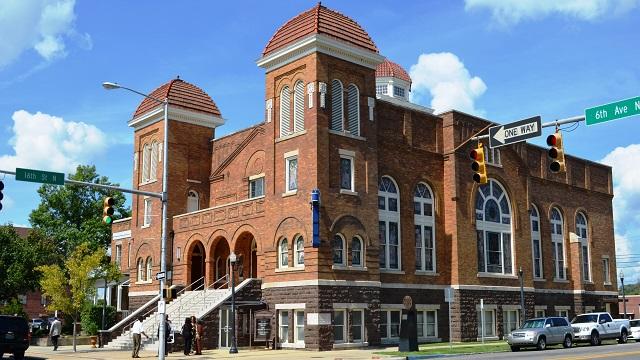 Sixteenth Street Baptist Church, Birmingham Civil Rights Institute to receive federal grants