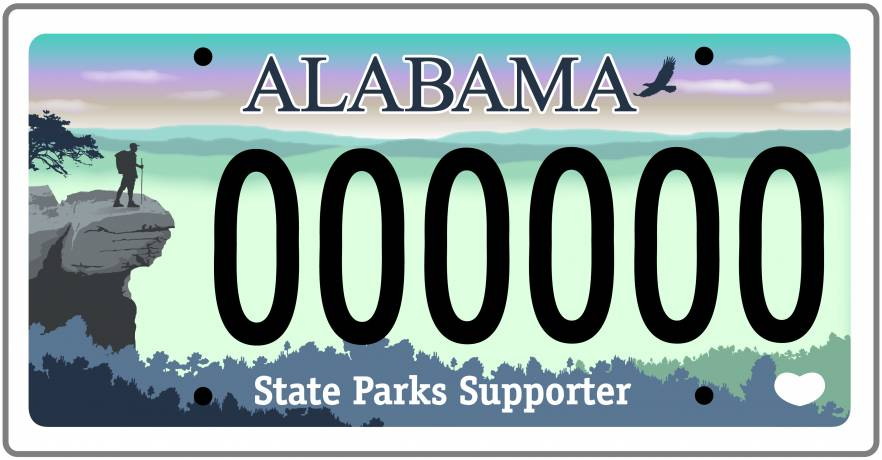 Alabama Car Tags >> State Parks Offer A Winter Holiday From The Holidays At A Discount