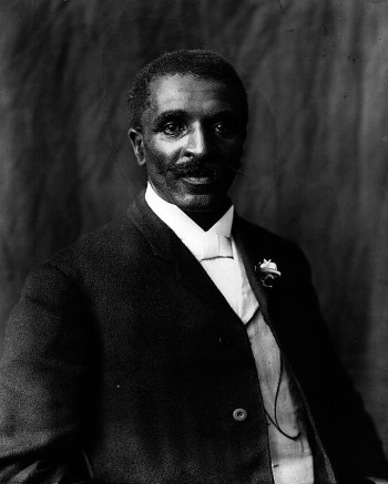 George Washington Carver, 1906. (Library of Congress)