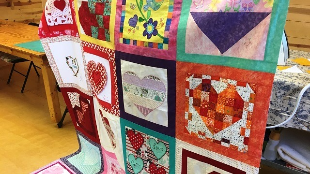 The craft and art of quilting is alive in this Alabama shop