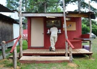 The snack bar. (Anne Kristoff/Alabama NewsCenter)