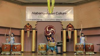 Alabama Asian Cultures and Food Festival. (Contributed)