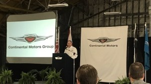 Continental Motors announces plans for a new factory at Mobile Aeroplex that will gather all of its area operations into one facility. (Contributed)