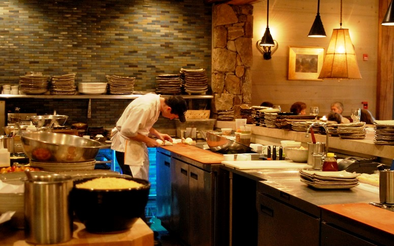 """Rob McDaniel, executive chef of SpringHouse restaurant on Lake Martin, is a semifinalist for the James Beard Foundation Awards' """"Best Chef: South."""" (Billy Brown / Alabama NewsCenter)"""