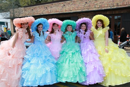 Spring into action at the Fairhope Arts and Crafts Festival. (Contributed)