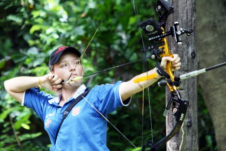 Field archery is one of the sports played in previous World Games. (contributed)