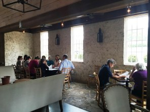 """Chef David Bancroft of Acre Restaurant in Auburn credits his food, his staff and the restaurant's place in the community with his second straight year as a semifinalist for the """"Best Chef: South"""" from the James Beard Foundation. (Brittany Faush-Johnson / Alabama NewsCenter)"""