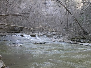 Walls of Jericho, winter. Since 1994, the Forever Wild program has been involved in the purchase and preservation of 188,000 acres in Alabama. (contributed)