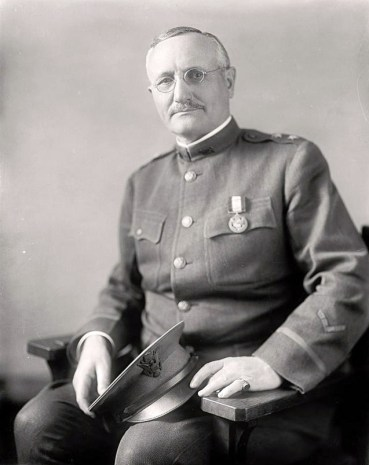 William Luther Sibert. (Archive of the U.S. War Department, Wikimedia)