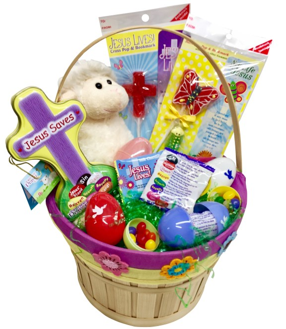 Easter is one of the busiest times of year for Scripture Candy. (Scripture Candy)