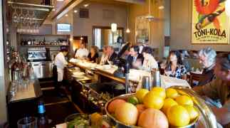 Highlands Bar and Grill is in the running for the nation's most Outstanding Restaurant according to the James Beard Foundation. (file)