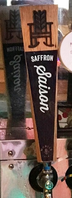 Loda Bier Garten is one of the locations in Mobile where you can find Haint Blue's Saffron Saison and help fight terrorism with beer. (Michael Tombelrin / Alabama NewsCenter)