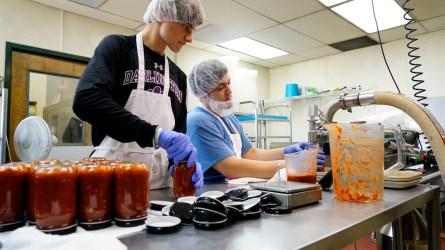 Jala Jala produces its products in Huntsville. (Mark Sandlin / Alabama NewsCenter)