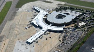 With renovations, airport leaders say the goal to to create an inviting and functional facility has been met. (contributed)
