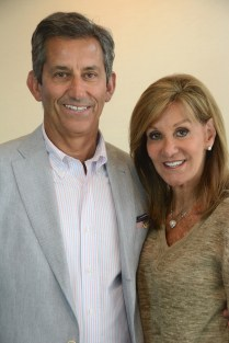 Jeffrey and Gail Bayer are supporting the Violins of Hope concert. (Karim Shamsi-Basha / Alabama NewsCenter)