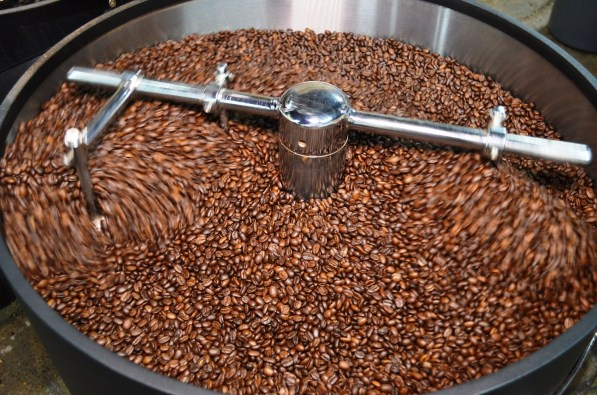 Revival Coffee roasts beans to order and usually ships within a couple of days of the order. (Michael Tomberlin / Alabama NewsCenter)