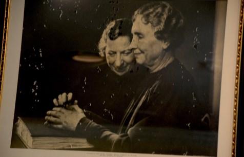 The Helen Keller Birthplace, the Ivy Green, tells the story of Helen Keller growing up in Tuscumbia. (Karim Shamsi-Basha/Alabama NewsCenter)