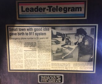 Haleyville has a longtime claim to fame as the place where the 9-1-1 system was used first, and the Alabama town is still all about improving connections. (Brittany Faush-Johnson/Alabama NewsCenter)