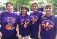 More than 10,000 athletes ages 50 and older are in Birmingham for the 2017 National Senior Games. (Michael Sznajderman/Alabama NewsCenter)