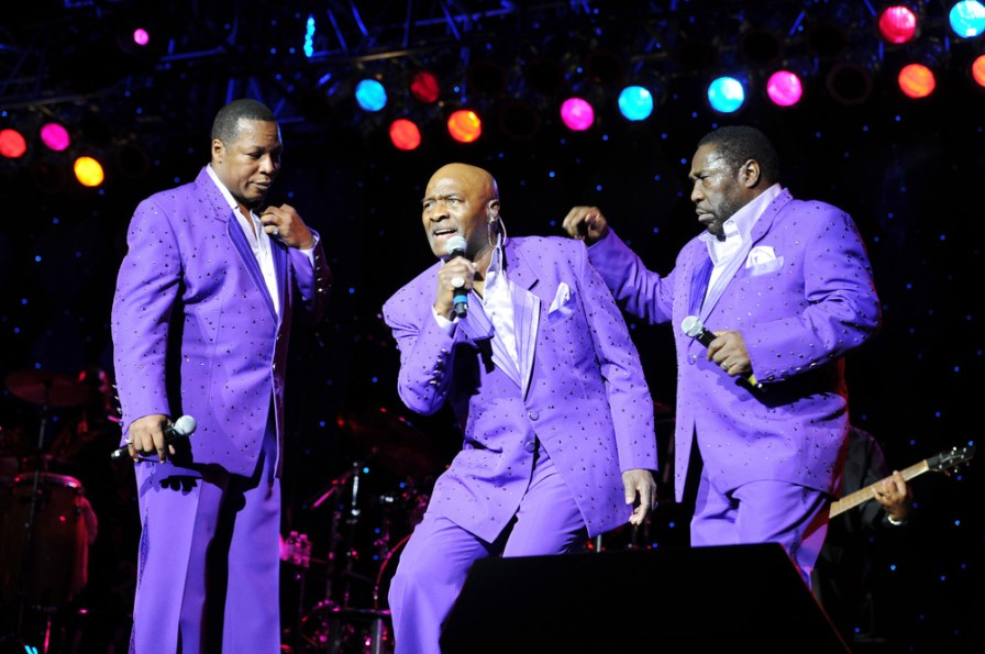 The O'Jays will bring some classic R&B to the Steel City Jazz Fest. (Denise Truscello)